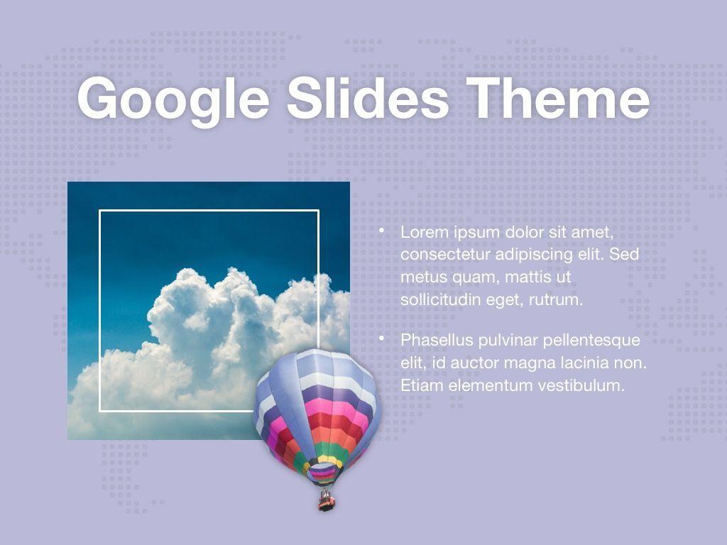Hot Air Google Slides Theme, Slide 28, 05097, Presentation Templates — PoweredTemplate.com