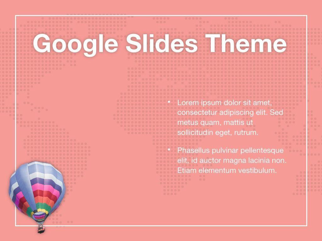 Hot Air Google Slides Theme, Slide 30, 05097, Presentation Templates — PoweredTemplate.com