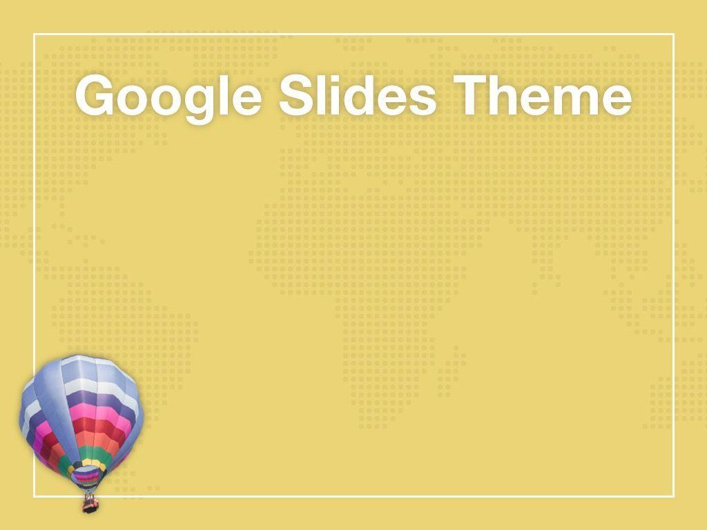 Hot Air Google Slides Theme, Slide 7, 05097, Presentation Templates — PoweredTemplate.com