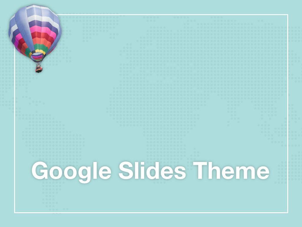 Hot Air Google Slides Theme, Slide 9, 05097, Presentation Templates — PoweredTemplate.com