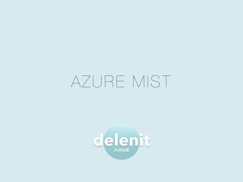 Azure Mist Powerpoint Presentation Template, Slide 11, 05100, Presentation Templates — PoweredTemplate.com