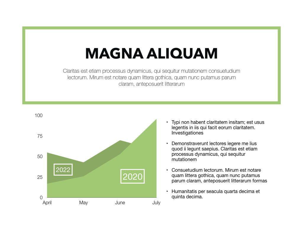 Bud Green Google Slides Presentation Template, Slide 2, 05109, Presentation Templates — PoweredTemplate.com