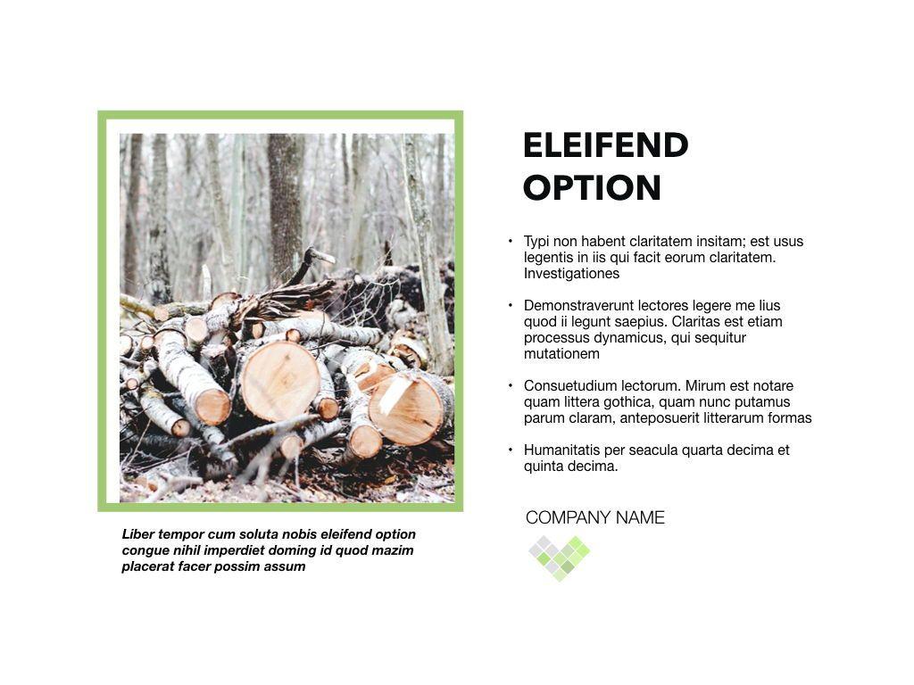 Bud Green Google Slides Presentation Template, Slide 20, 05109, Presentation Templates — PoweredTemplate.com