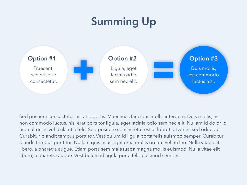 Business Model PowerPoint Template, Slide 18, 05110, Presentation Templates — PoweredTemplate.com
