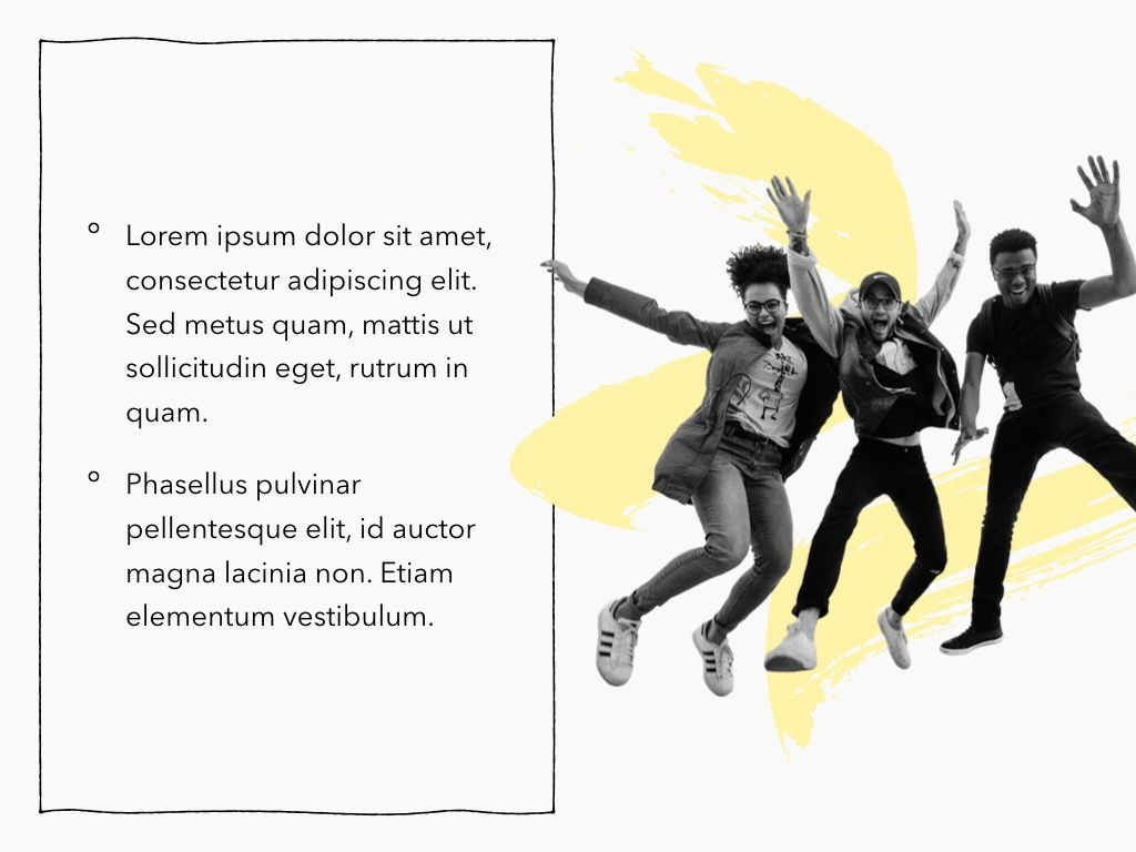 Sketched Keynote Theme, Slide 21, 05111, Presentation Templates — PoweredTemplate.com