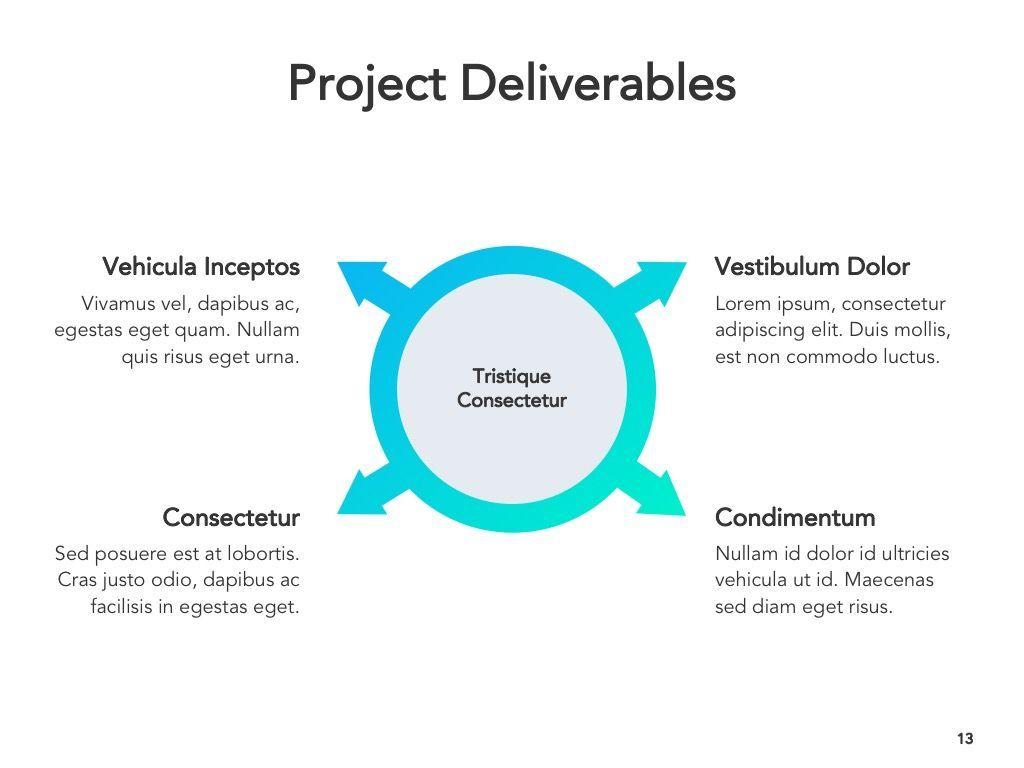 Project Planning Google Slides Template, Slide 14, 05112, Presentation Templates — PoweredTemplate.com