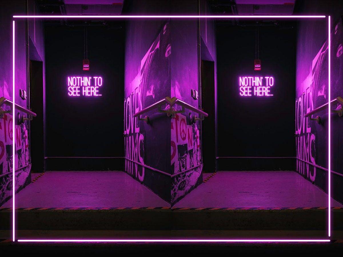 Neon Splash Google Slides Template, Slide 23, 05113, Presentation Templates — PoweredTemplate.com