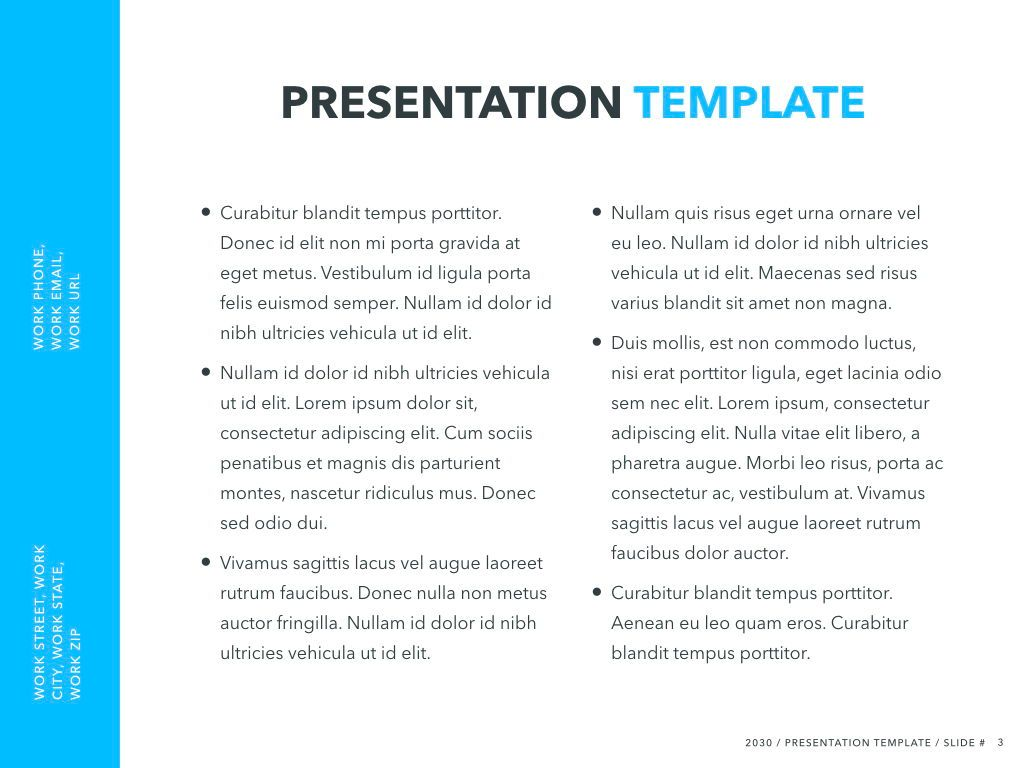Logistics Keynote Theme, Slide 4, 05117, Presentation Templates — PoweredTemplate.com