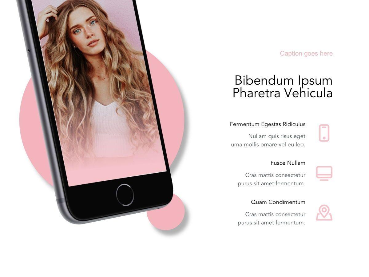 Beauty Maker Google Slides Template, Slide 20, 05118, Presentation Templates — PoweredTemplate.com