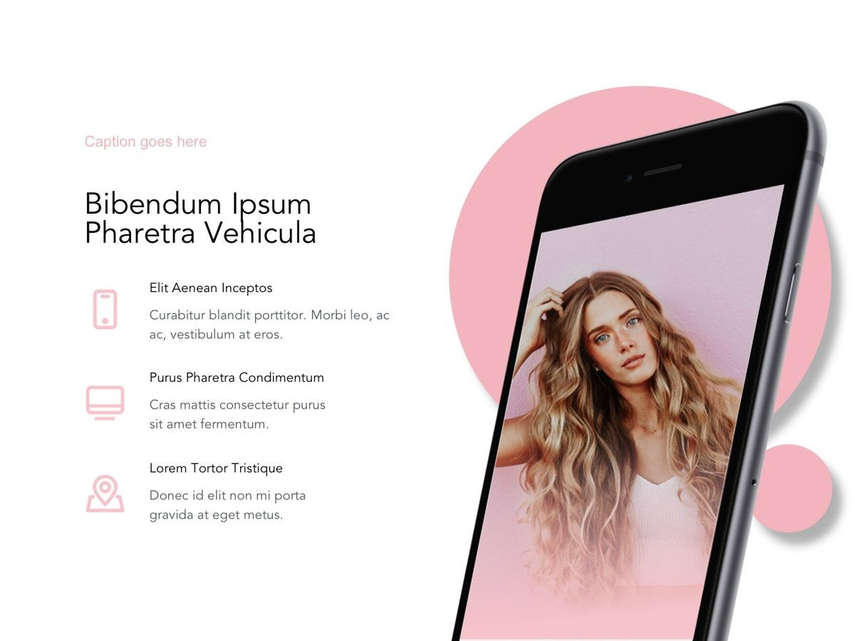 Beauty Maker Google Slides Template, Slide 21, 05118, Presentation Templates — PoweredTemplate.com