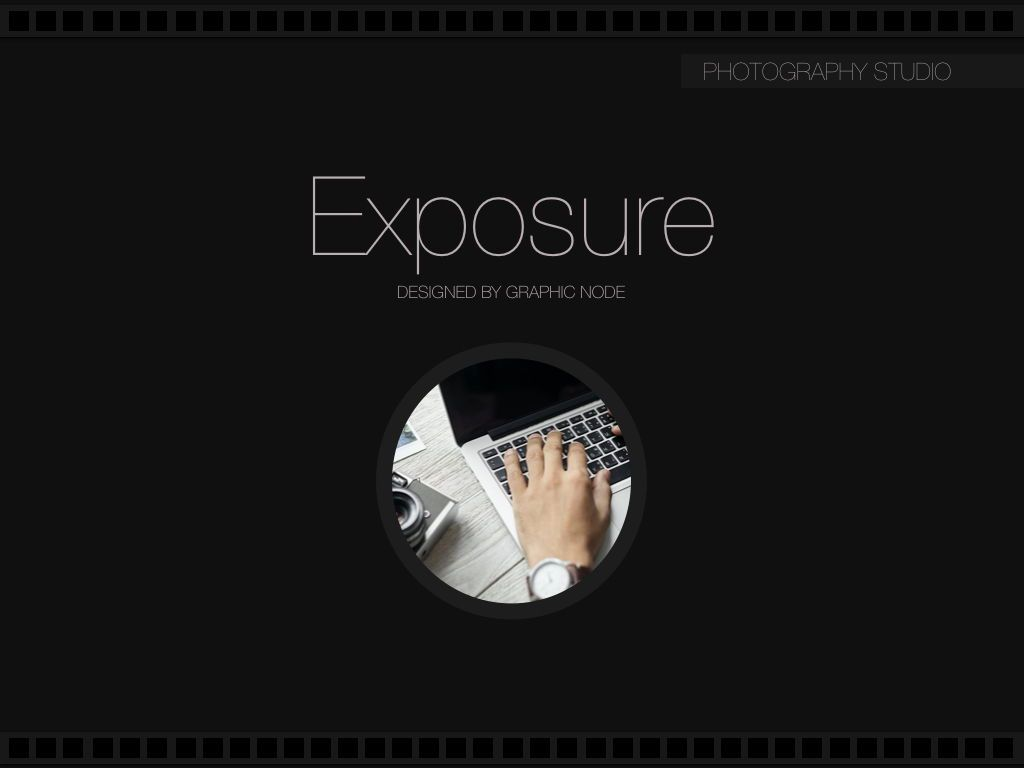 Exposure Google Slides Presentation Template, Slide 5, 05125, Presentation Templates — PoweredTemplate.com