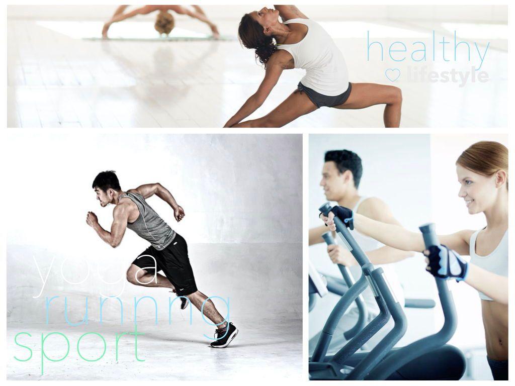 Fit Healthy Google Slides Presentation Template, Slide 29, 05126, Presentation Templates — PoweredTemplate.com