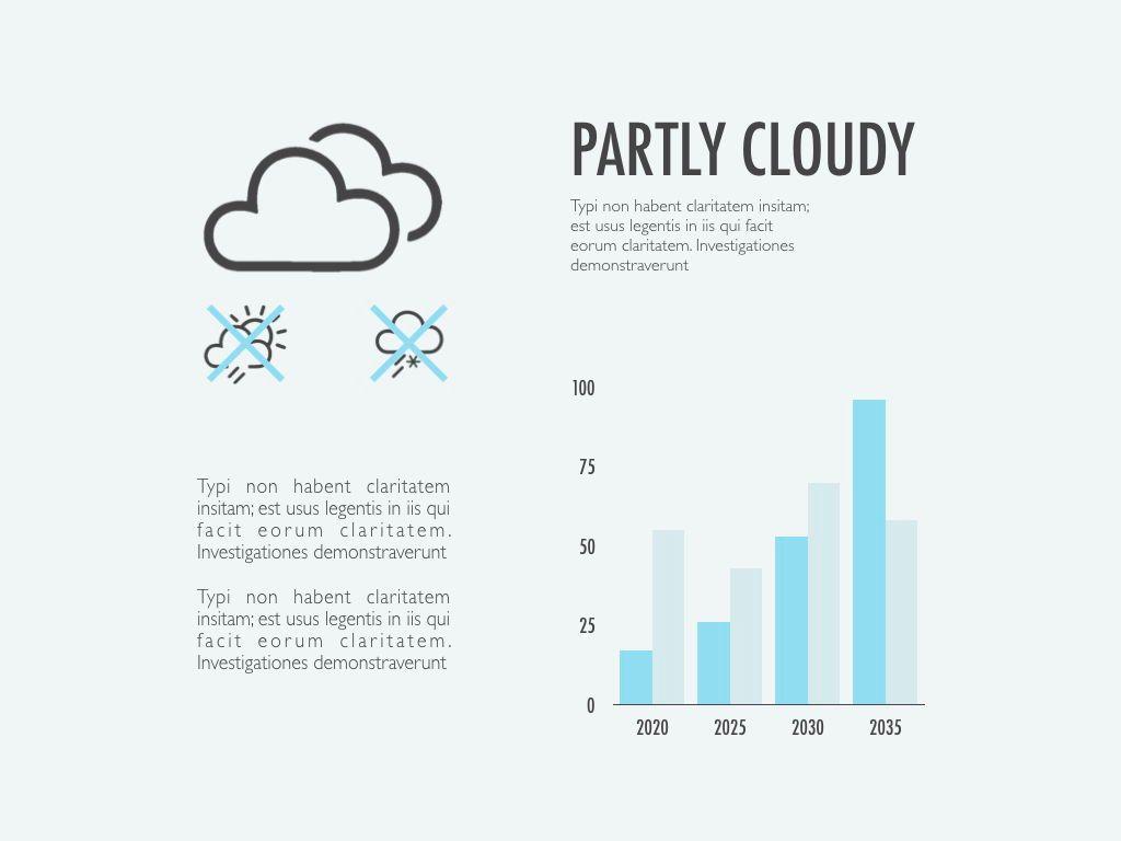 Forecast Google Slides Presentation Template, Slide 19, 05127, Presentation Templates — PoweredTemplate.com