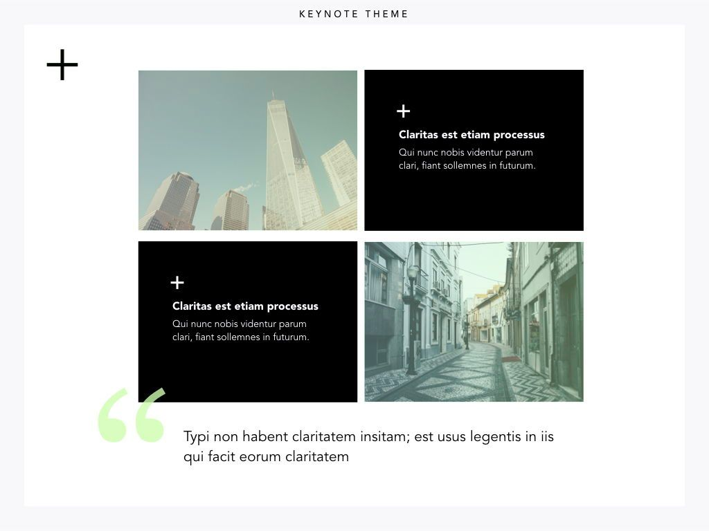 Plus One Google Slides Presentation Template, Slide 3, 05133, Presentation Templates — PoweredTemplate.com