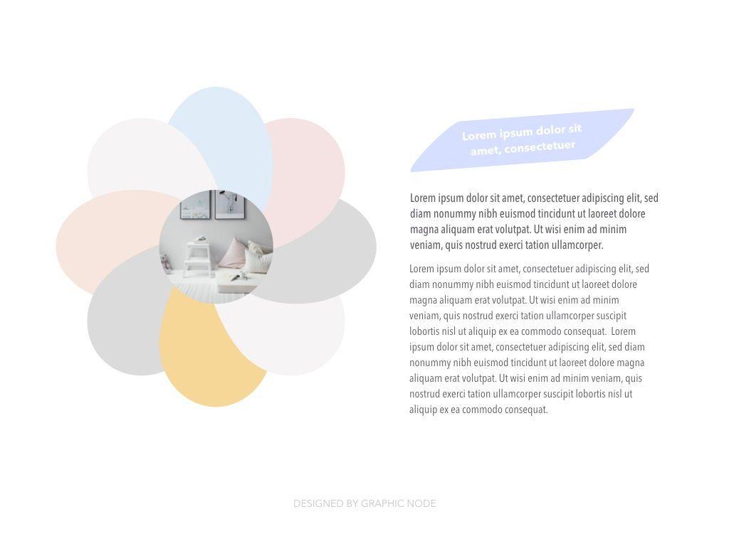 Softened Google Slides Presentation Template, Slide 4, 05135, Presentation Templates — PoweredTemplate.com