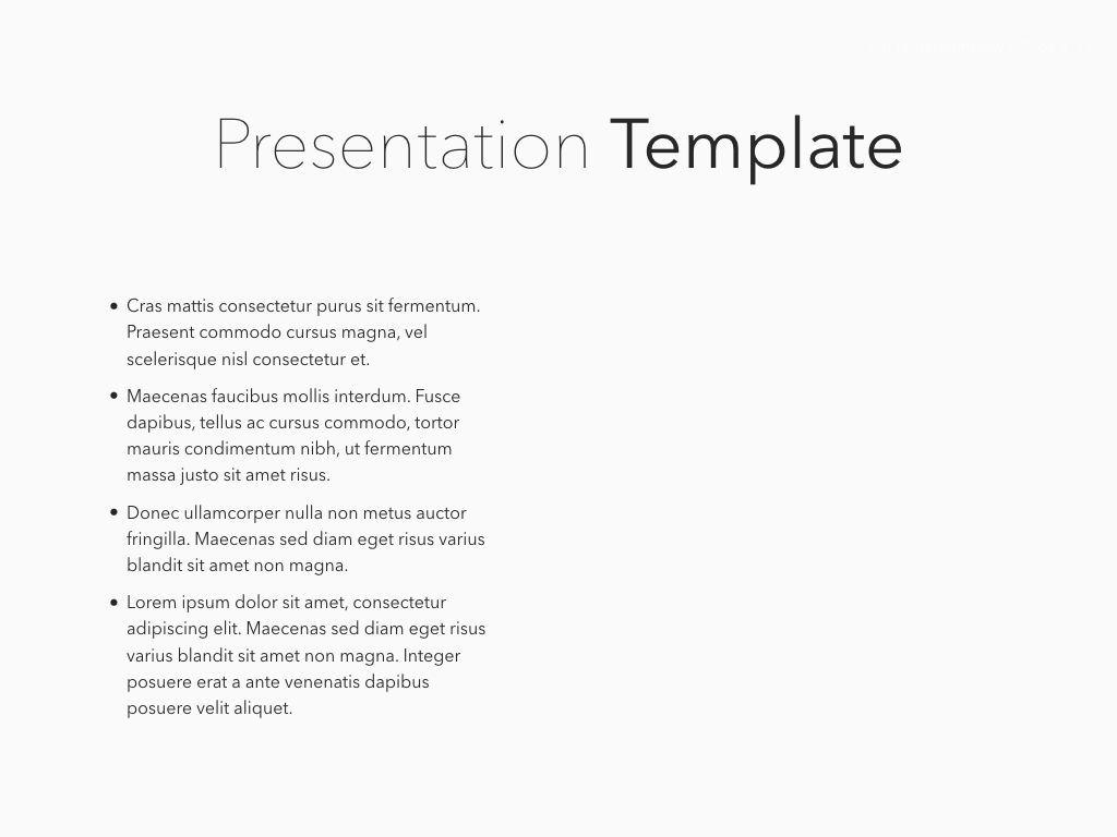 Car Rental Keynote Theme, Slide 32, 05140, Presentation Templates — PoweredTemplate.com