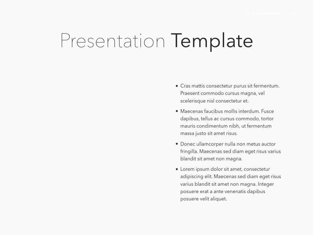 Car Rental Keynote Theme, Slide 33, 05140, Presentation Templates — PoweredTemplate.com