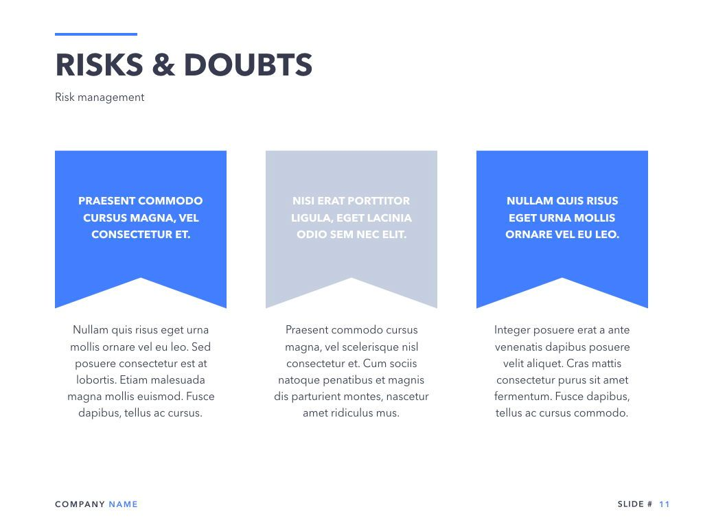 Business Review Keynote Template, Slide 12, 05141, Presentation Templates — PoweredTemplate.com