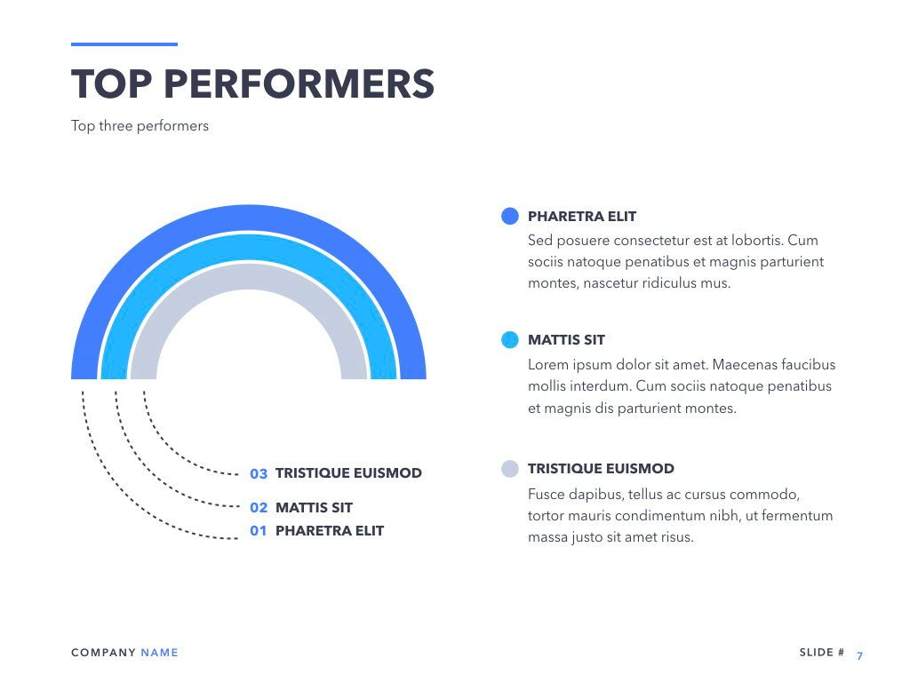 Business Review Keynote Template, Slide 8, 05141, Presentation Templates — PoweredTemplate.com