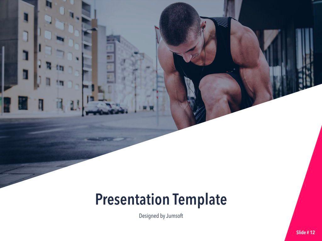 Perfect Training Keynote Theme, Slide 13, 05142, Presentation Templates — PoweredTemplate.com