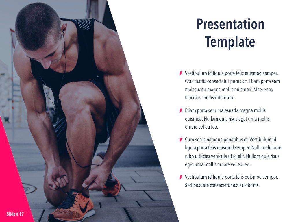 Perfect Training Keynote Theme, Slide 18, 05142, Presentation Templates — PoweredTemplate.com