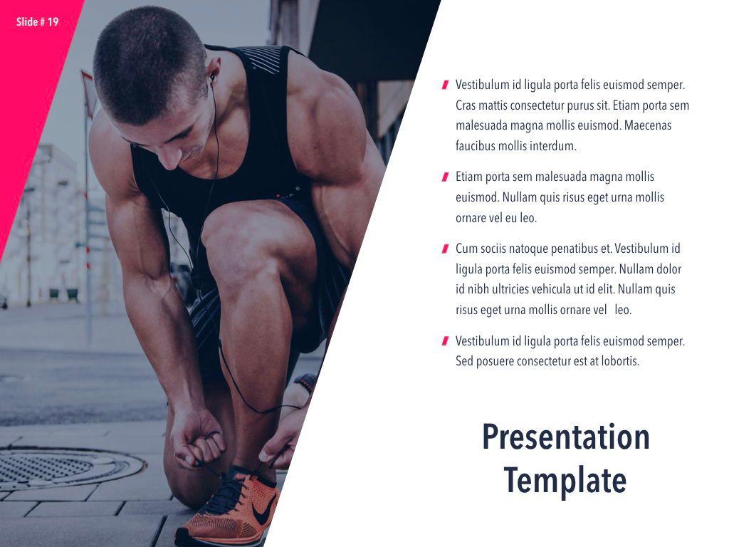 Perfect Training Keynote Theme, Slide 20, 05142, Presentation Templates — PoweredTemplate.com