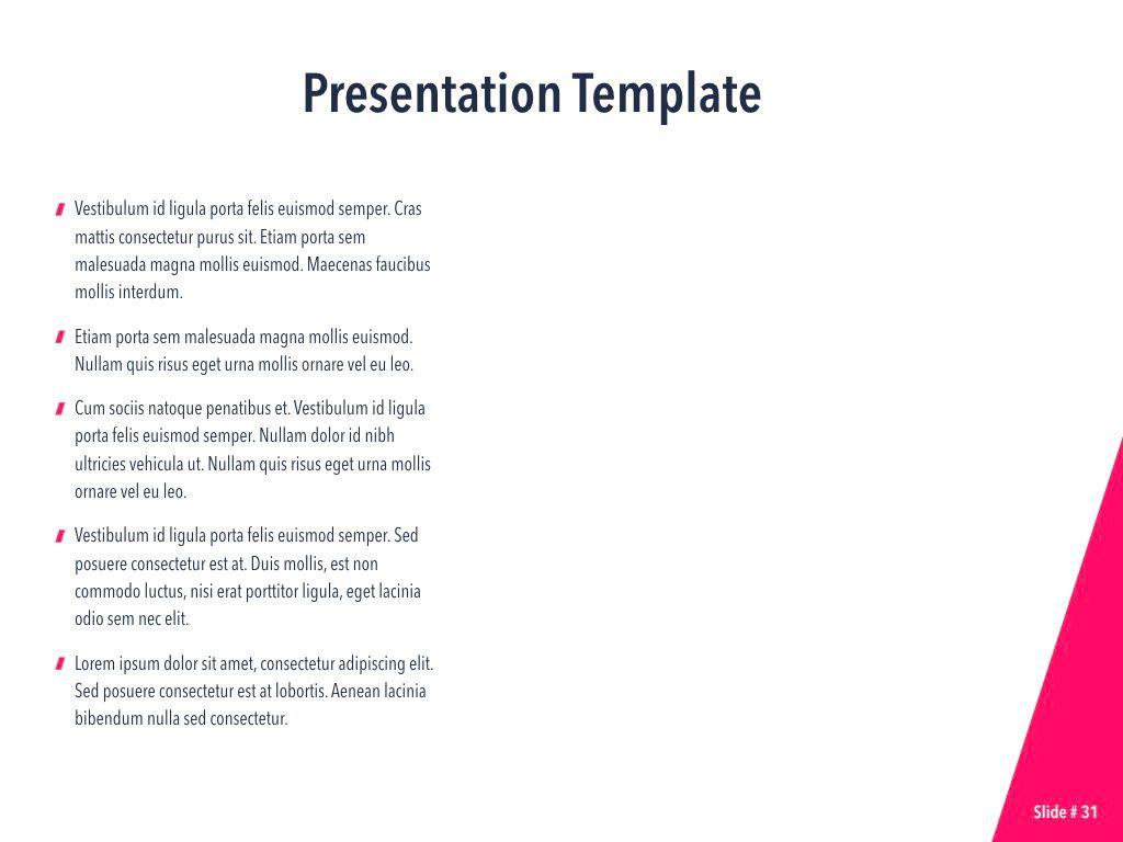 Perfect Training Keynote Theme, Slide 32, 05142, Presentation Templates — PoweredTemplate.com