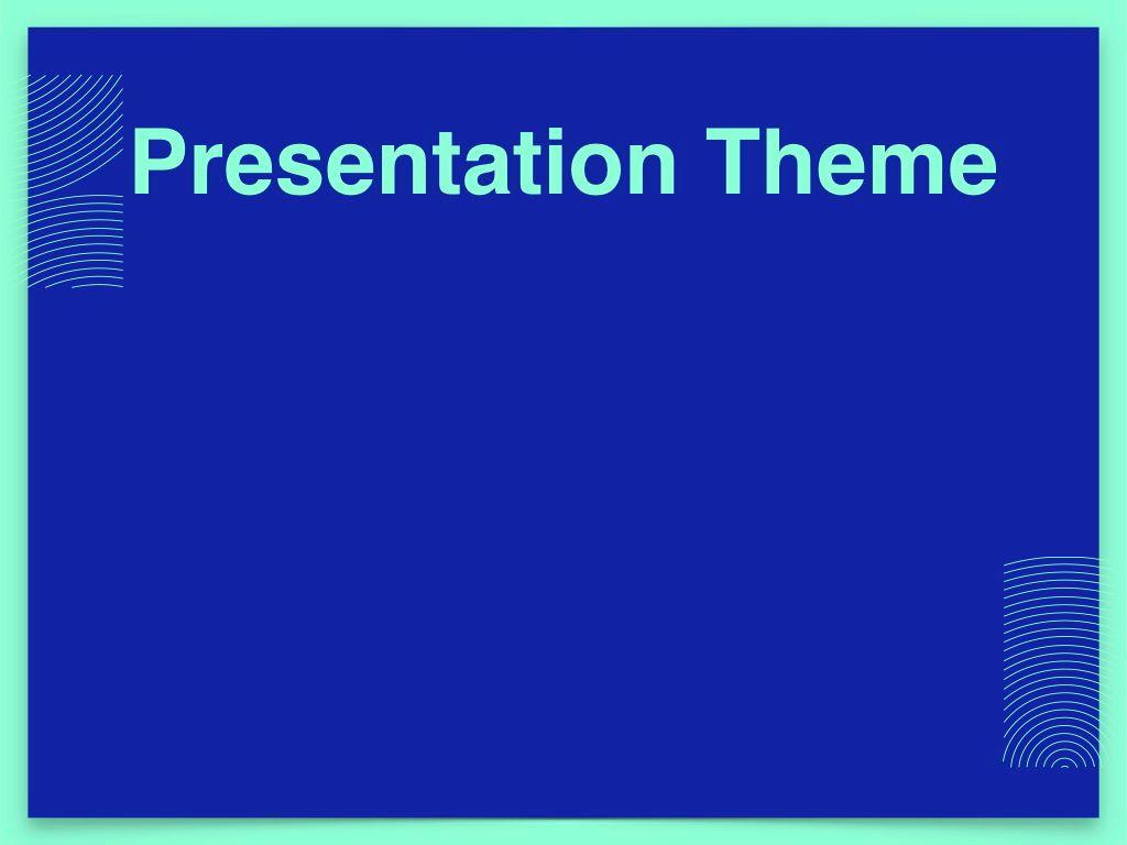 Duotones Keynote Theme, Slide 8, 05144, Presentation Templates — PoweredTemplate.com