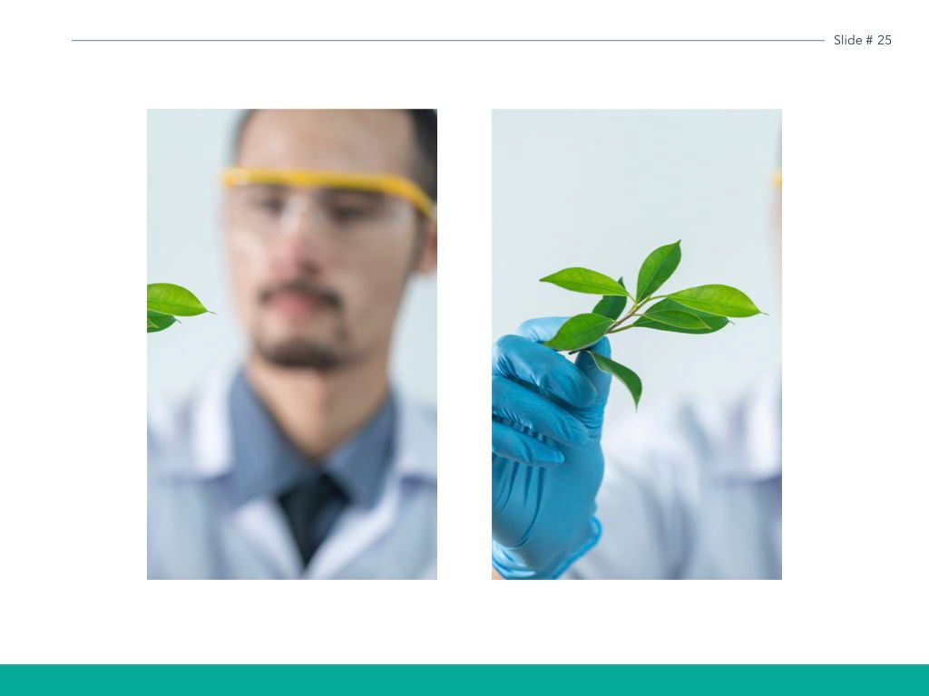 Scientific Report Keynote Theme, Slide 26, 05147, Presentation Templates — PoweredTemplate.com