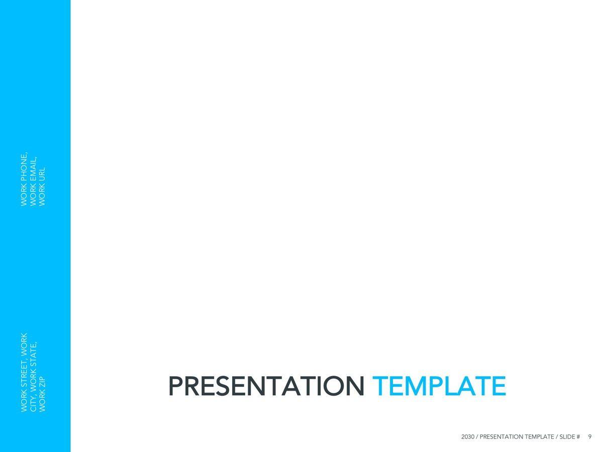 Logistics Google Slides Theme, Slide 10, 05149, Presentation Templates — PoweredTemplate.com