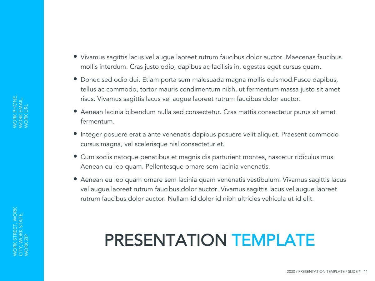 Logistics Google Slides Theme, Slide 12, 05149, Presentation Templates — PoweredTemplate.com