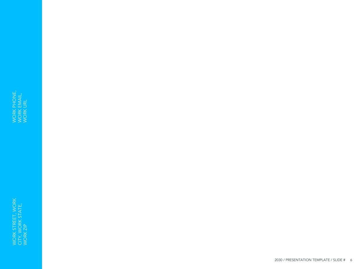 Logistics Google Slides Theme, Slide 7, 05149, Presentation Templates — PoweredTemplate.com