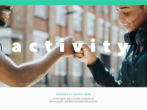 Presentation Templates: Active Choice Google Slides Presentation Template #05150