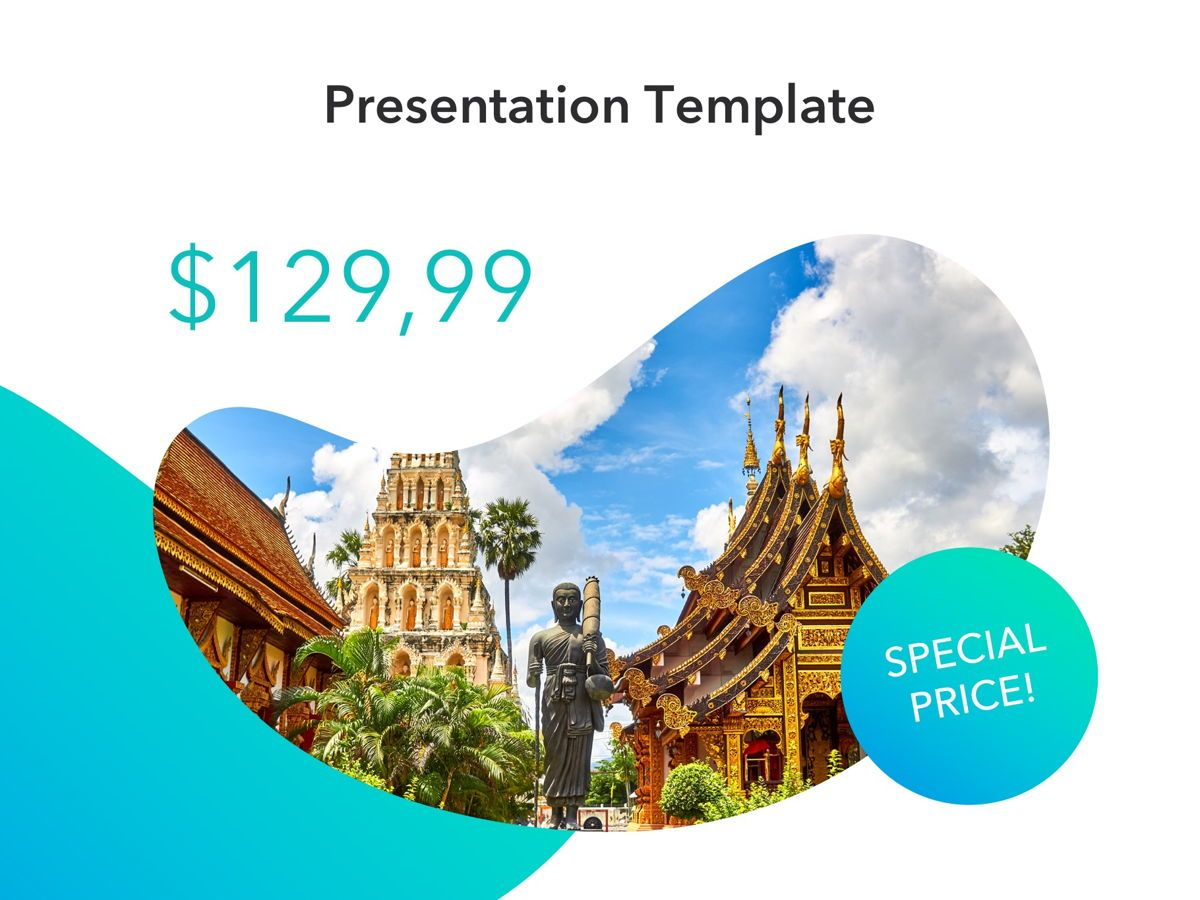 Travel Agency PowerPoint Template, Slide 10, 05162, Presentation Templates — PoweredTemplate.com