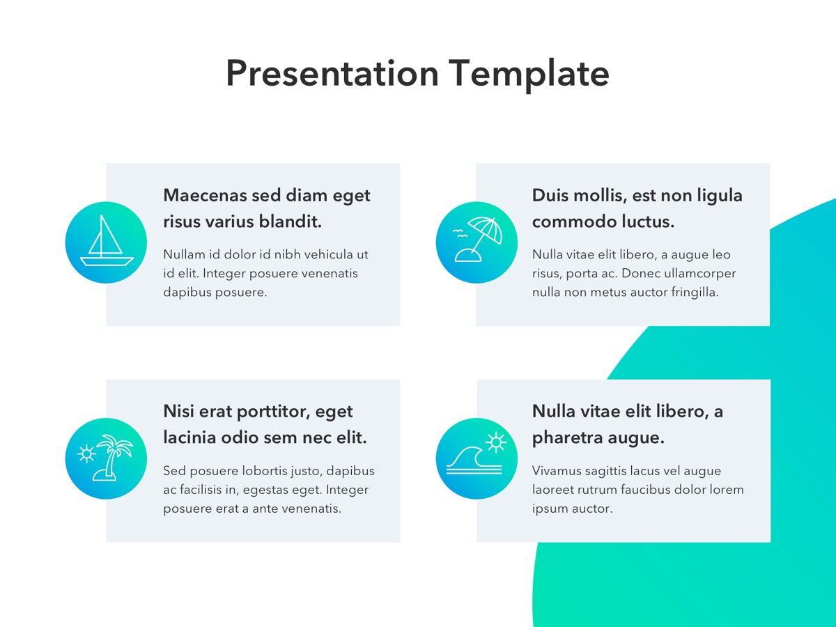 Travel Agency PowerPoint Template, Slide 15, 05162, Presentation Templates — PoweredTemplate.com