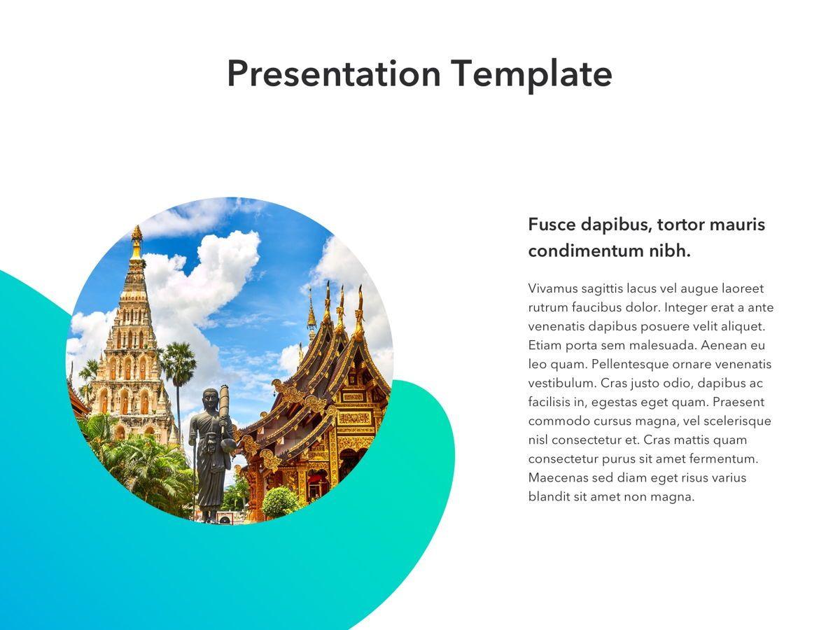 Travel Agency PowerPoint Template, Slide 8, 05162, Presentation Templates — PoweredTemplate.com