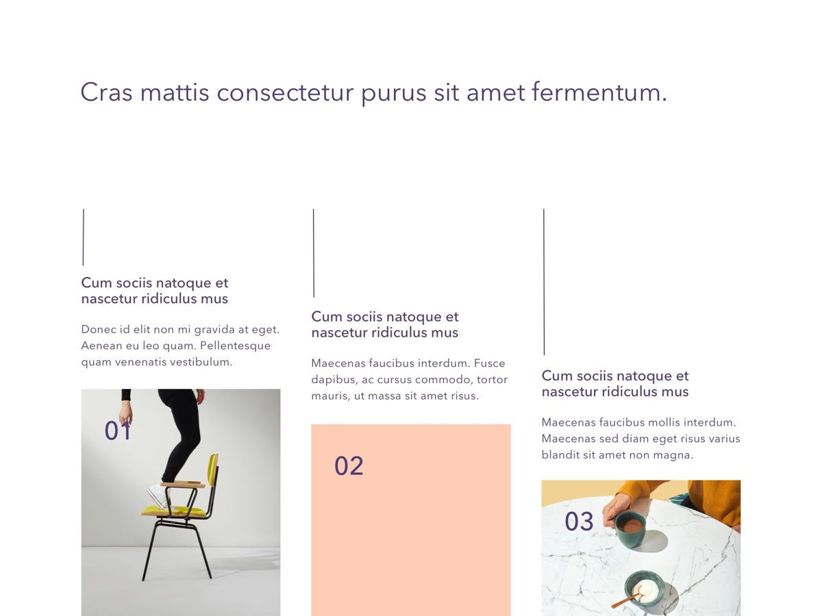 Marble PowerPoint Template, Slide 4, 05167, Presentation Templates — PoweredTemplate.com