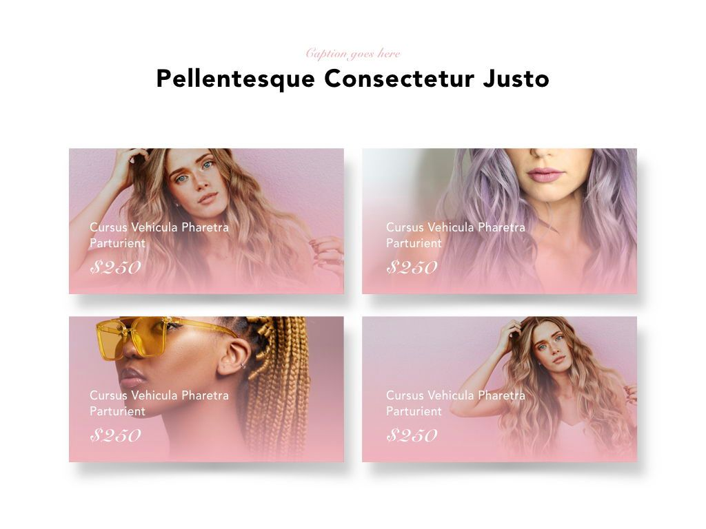 Beauty Maker Keynote Template, Slide 12, 05168, Presentation Templates — PoweredTemplate.com