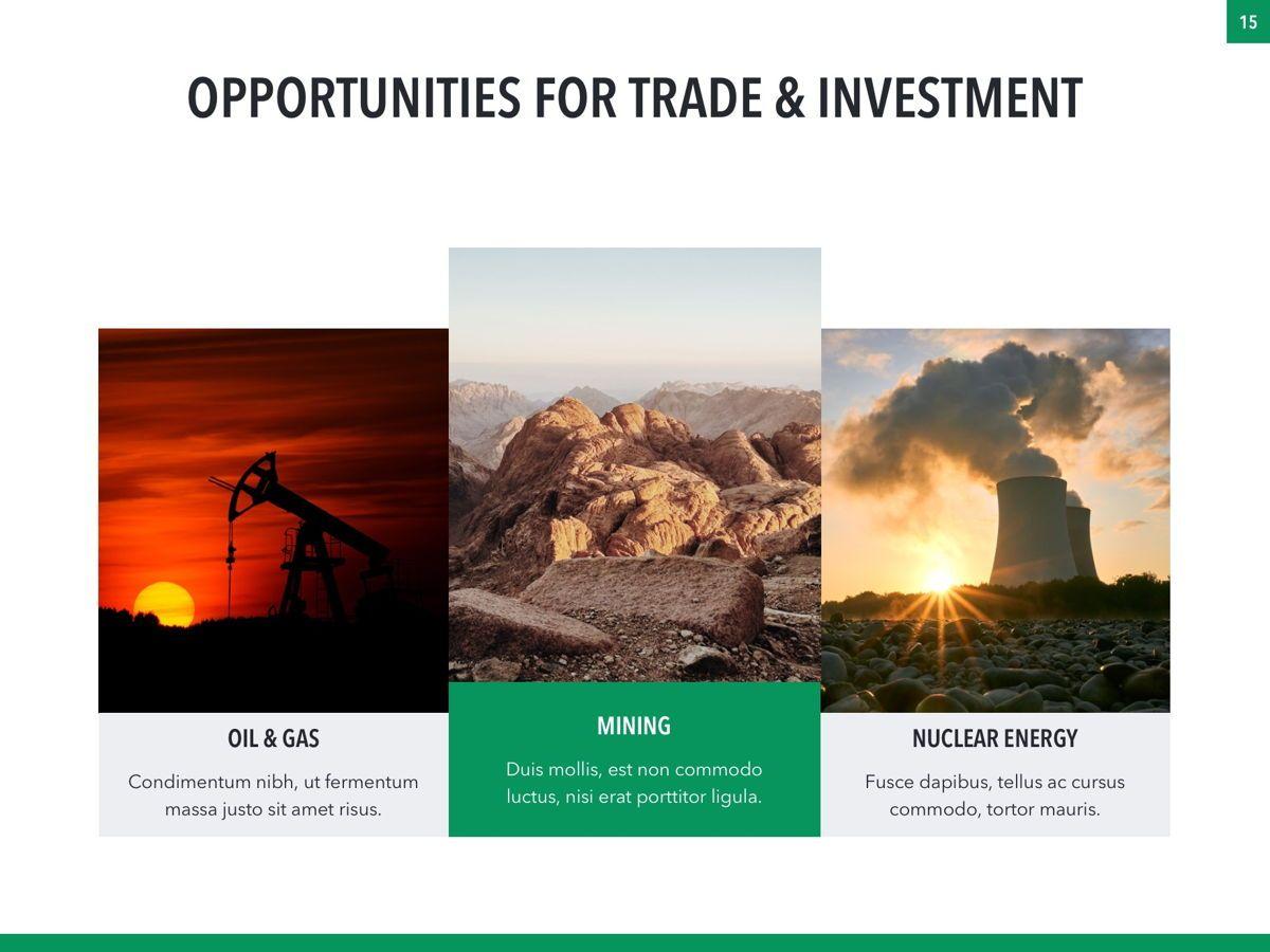 Country Saudi Arabia PowerPoint Template, Slide 15, 05171, Presentation Templates — PoweredTemplate.com