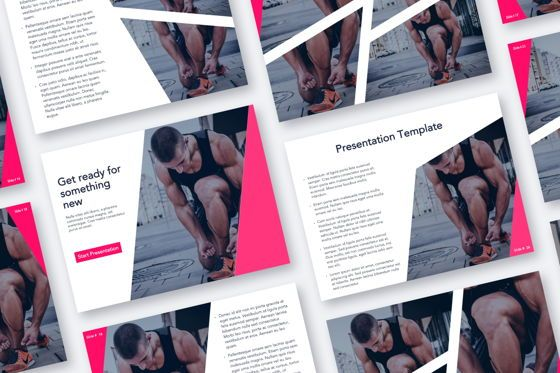 Presentation Templates: Perfect Training Google Slides Theme #05172