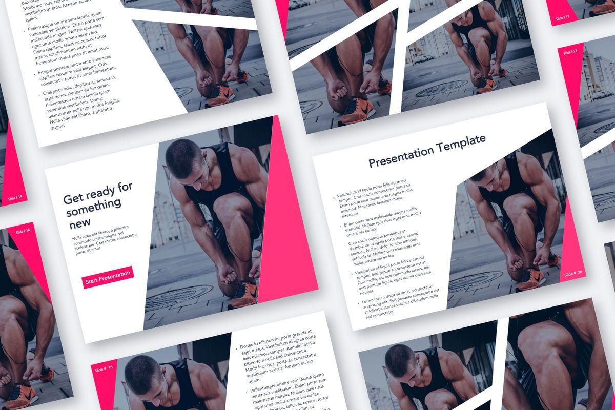Perfect Training Google Slides Theme, 05172, Presentation Templates — PoweredTemplate.com
