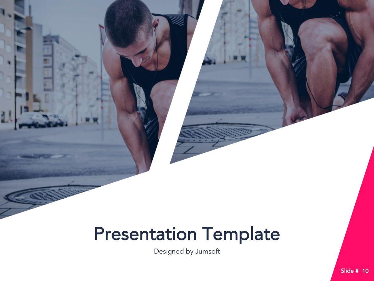 Perfect Training Google Slides Theme, Slide 11, 05172, Presentation Templates — PoweredTemplate.com