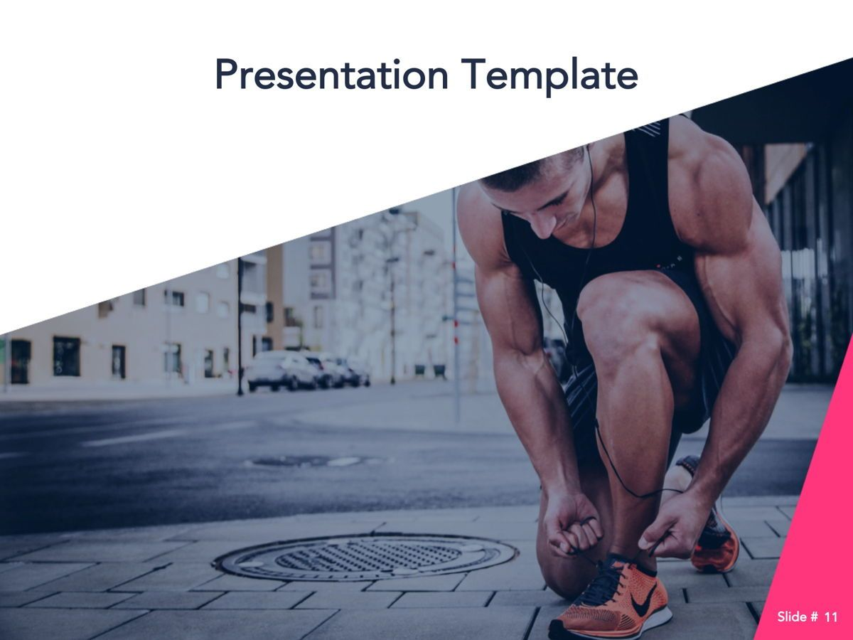 Perfect Training Google Slides Theme, Slide 12, 05172, Presentation Templates — PoweredTemplate.com