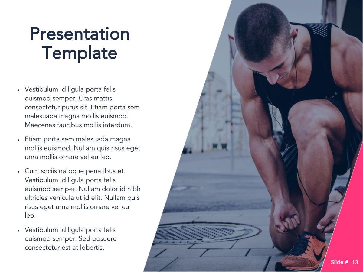Perfect Training Google Slides Theme, Slide 14, 05172, Presentation Templates — PoweredTemplate.com