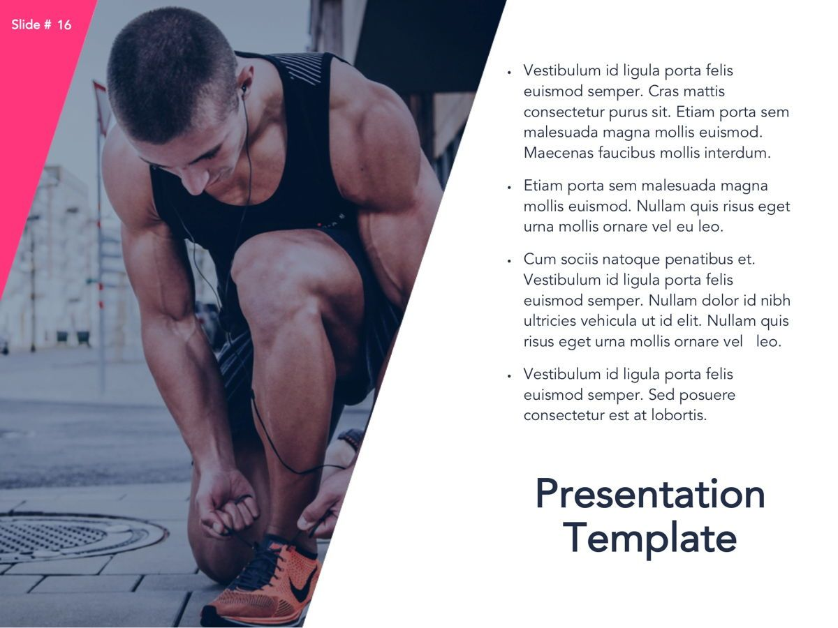 Perfect Training Google Slides Theme, Slide 17, 05172, Presentation Templates — PoweredTemplate.com