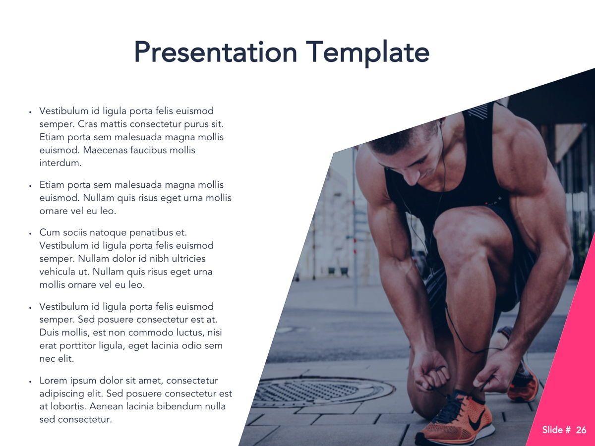 Perfect Training Google Slides Theme, Slide 27, 05172, Presentation Templates — PoweredTemplate.com