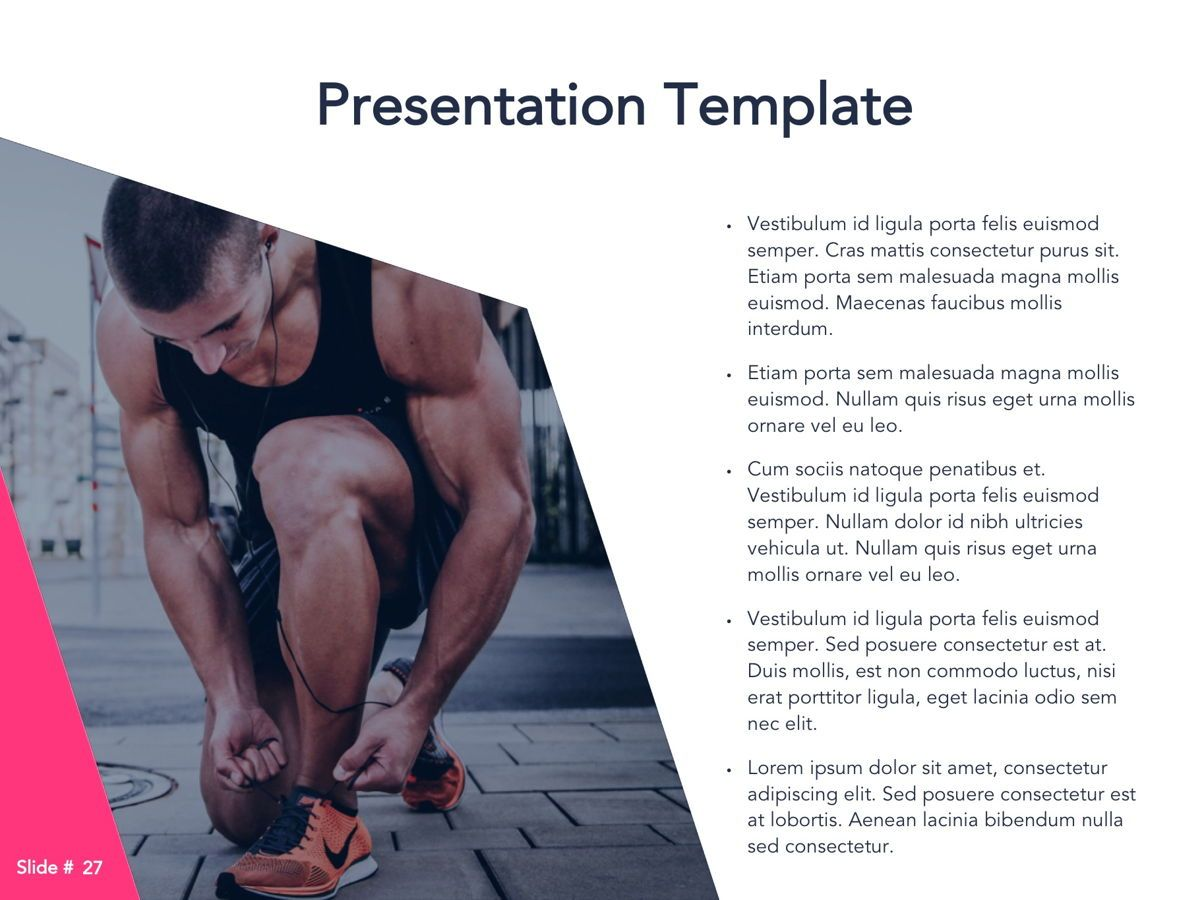 Perfect Training Google Slides Theme, Slide 28, 05172, Presentation Templates — PoweredTemplate.com
