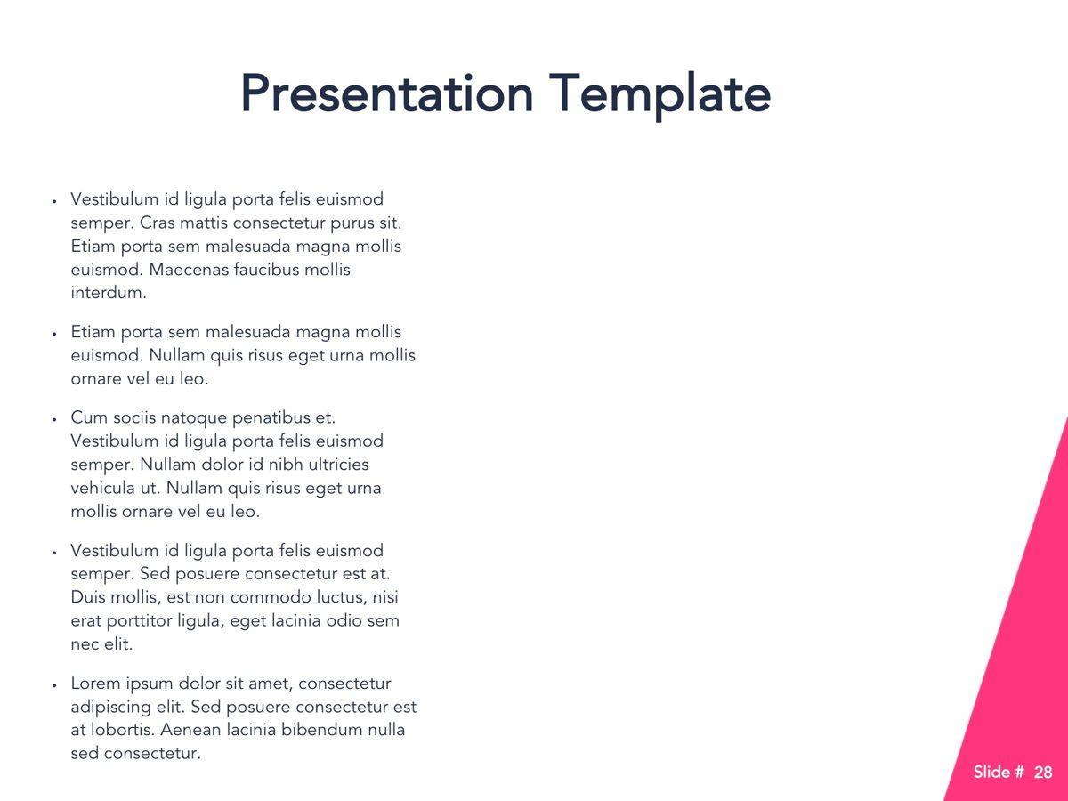 Perfect Training Google Slides Theme, Slide 29, 05172, Presentation Templates — PoweredTemplate.com
