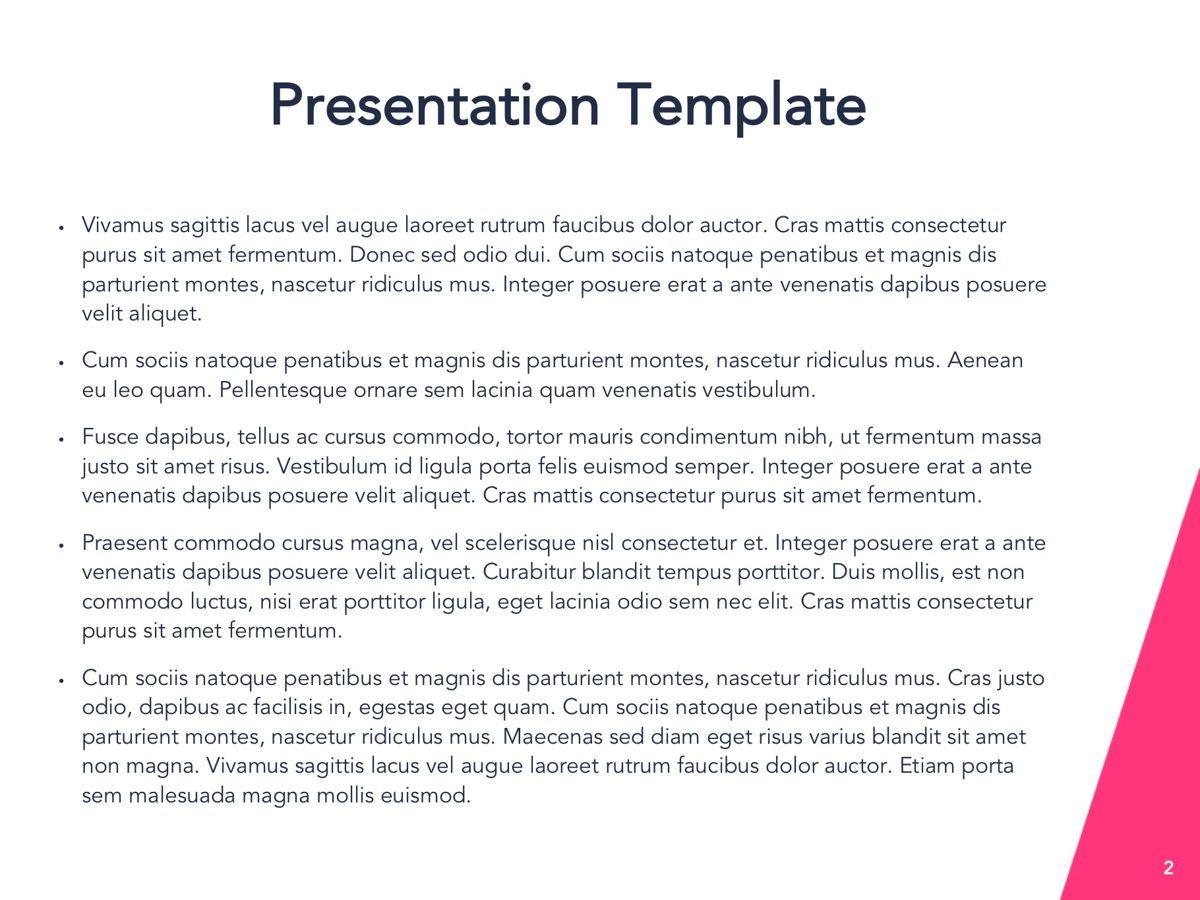 Perfect Training Google Slides Theme, Slide 3, 05172, Presentation Templates — PoweredTemplate.com