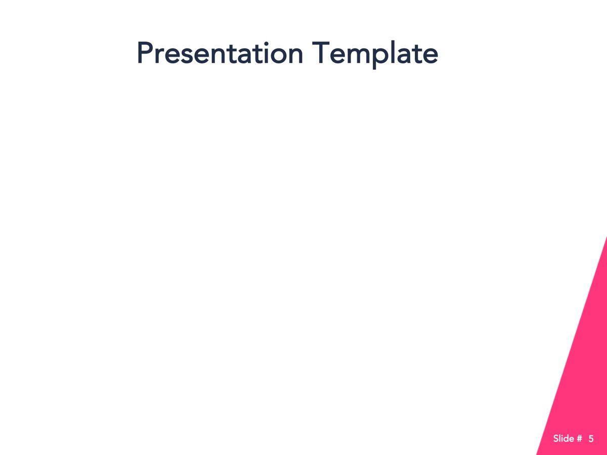 Perfect Training Google Slides Theme, Slide 6, 05172, Presentation Templates — PoweredTemplate.com